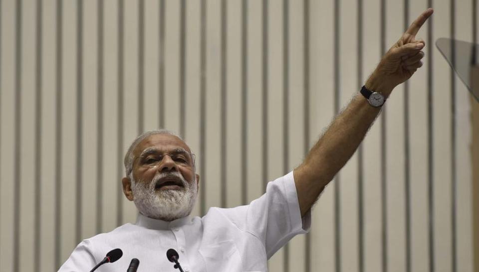 PM Narendra Modi,Modi govt,3 years of Modi govt