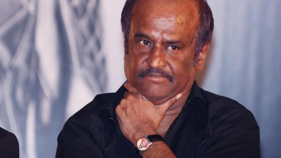 No Questions on Politics Please, Rajinikanth Tells Media, Fans