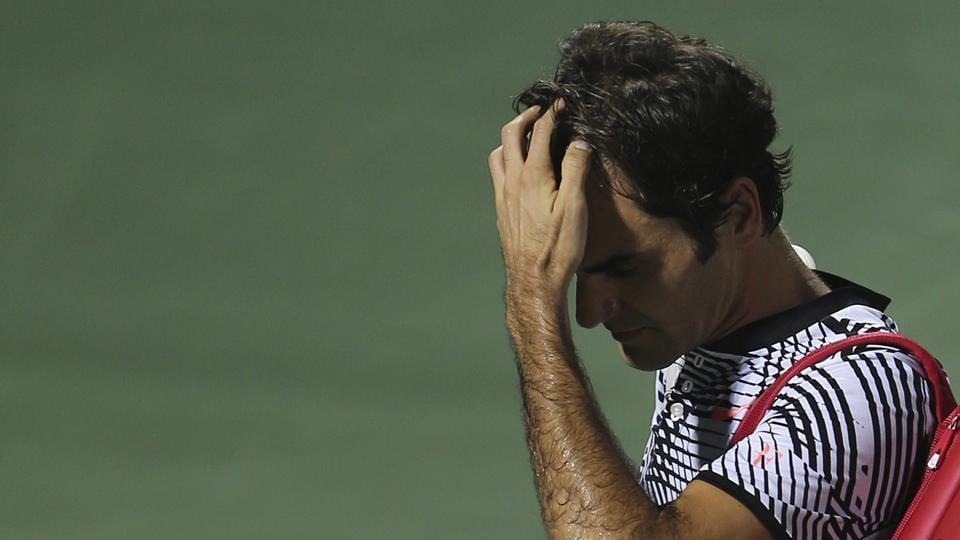 Roger Federer won the 2017 Australian Open but will miss this year's French Open.