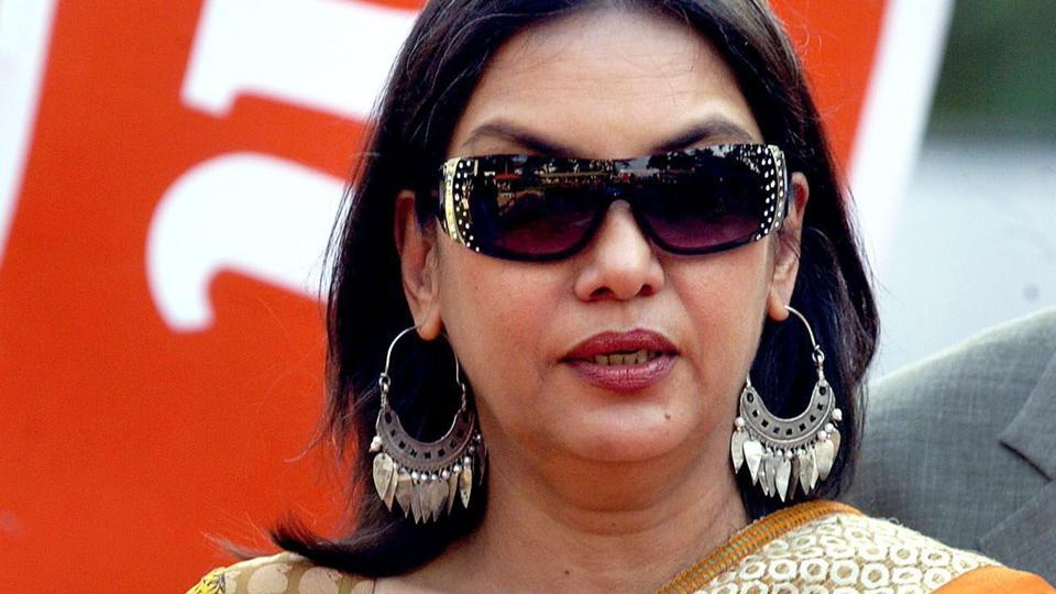 Actor Shabana Azmi says that female actors have prolonged their shelf life on television because of the roles they are playing.