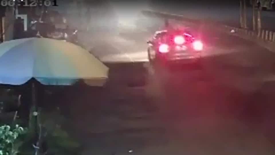 Kota accident,Kota hit and run,Kota forest officer