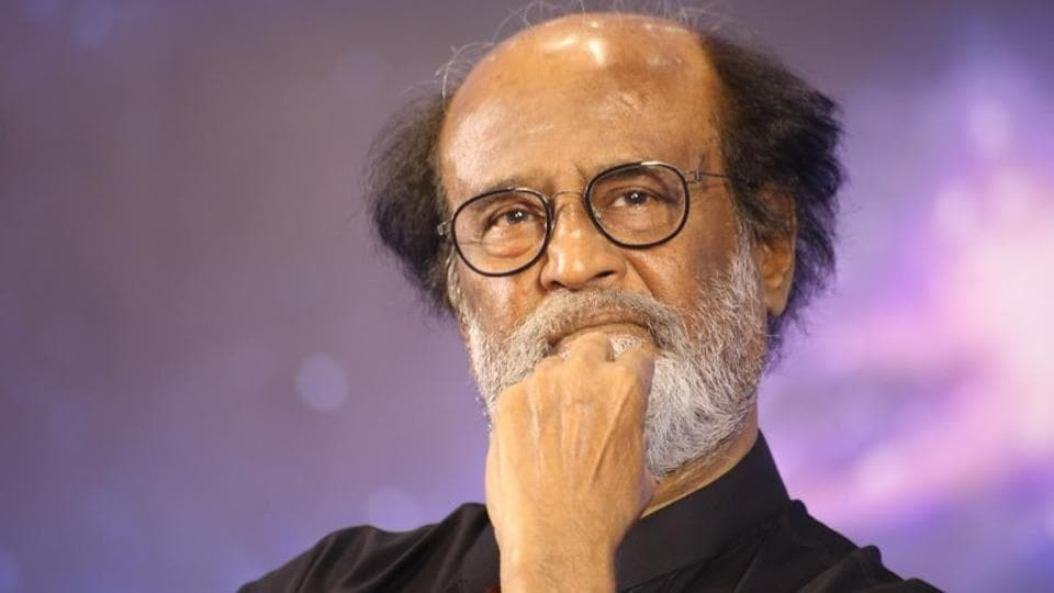 Already conveyed what I want to say: Rajinikanth