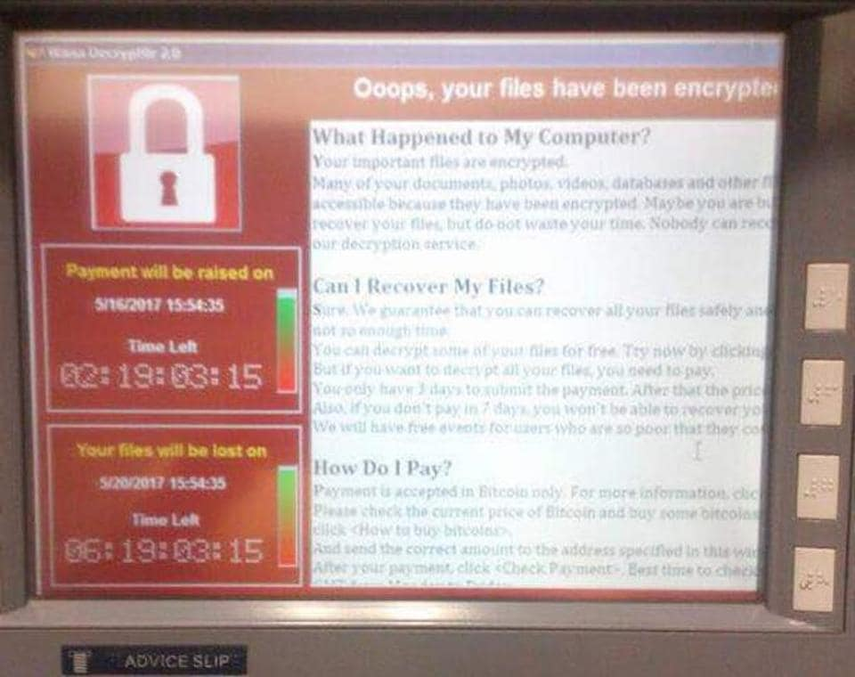 Why the Patching Problem Makes us WannaCry