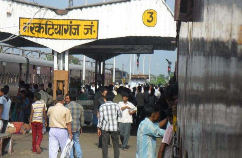 Cleanliness audit,Bihar stations,ECR zone