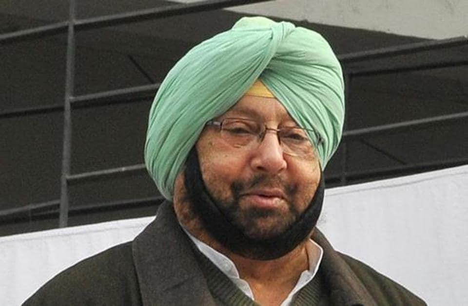 Amarinder Singh,Punjab police,Drugs smugglers