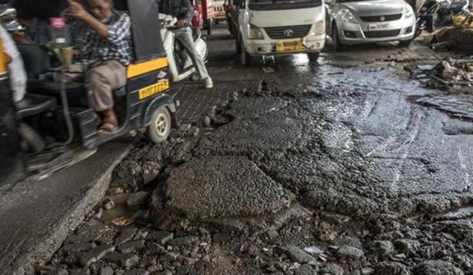 MMRDA,Mumbai road,Mumbai monsoon work