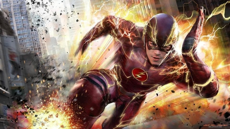 The Flash,Iris West,Death