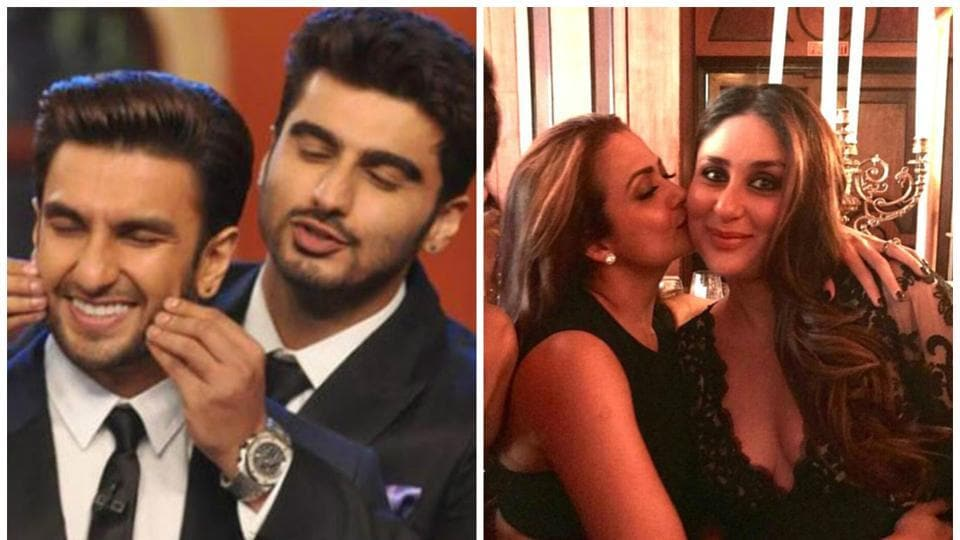 Check out some Bollywood besties who continue to set friendship goals.