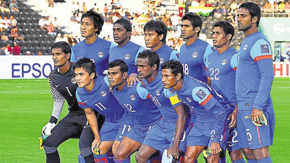 The Indian football team will take on Nepal in a friendly match at Mumbai on June 6.