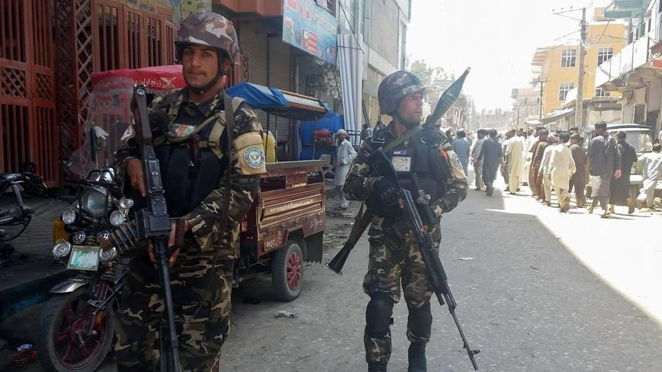 ISIS attacks Afghan media broadcaster
