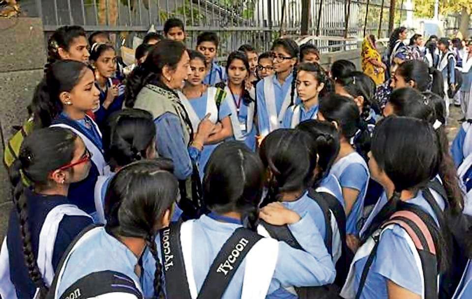 Class 10,board exams,Delhi govt