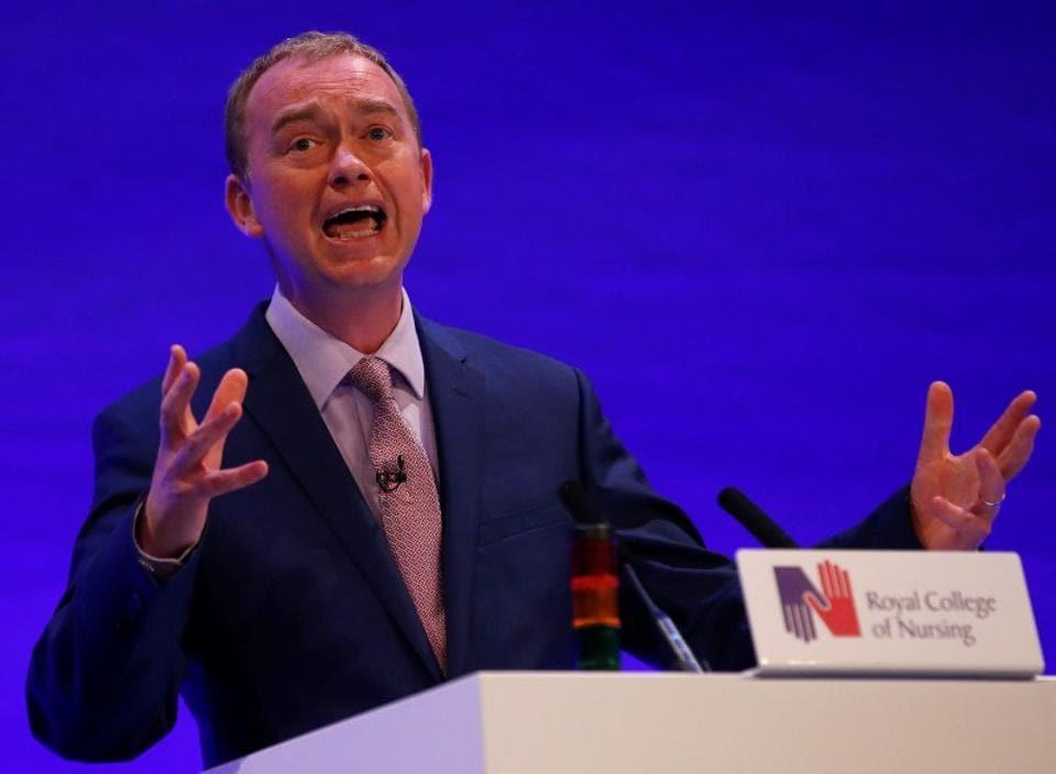 Liberal Democrats,Tim Farron,Brexit