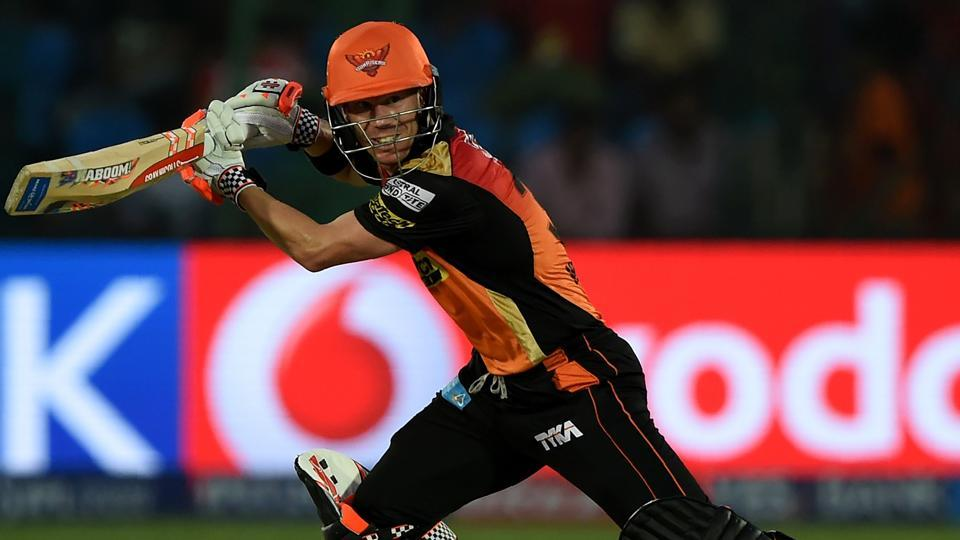 David Warner led Sunrisers Hyderabad to the Indian Premier League title last year.