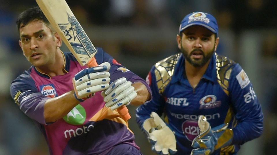 IPL 2017,MS Dhoni,MumbaiIndians
