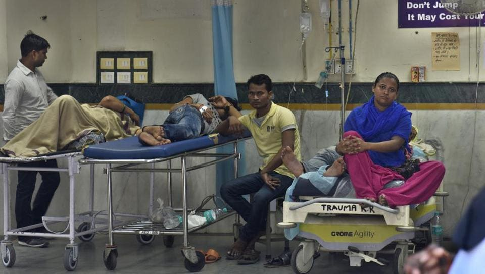 Last year, Delhi had a chikungunya outbreak that affected 7,760 people and in 2015, there was dengue outbreak that affected nearly 16,000 people and killed 60, according to official figures.