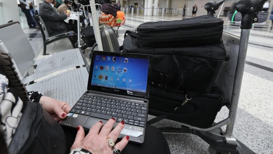 A ban on laptops and other electronics in the cabin of flights from Europe to America will likely be further expanded to include additional countries.