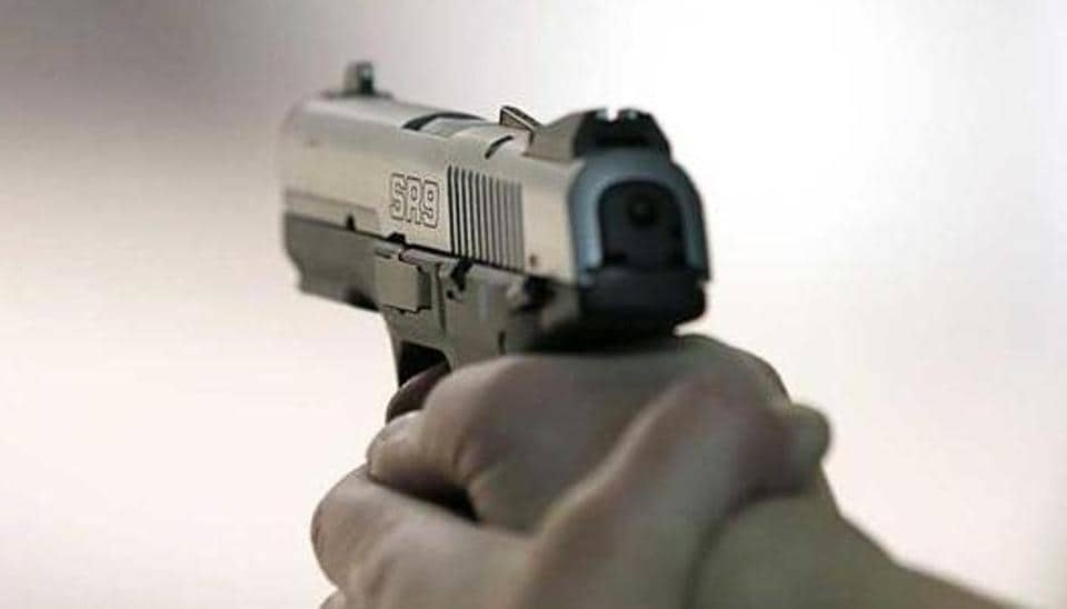 At least 35 to 40 rounds were fired during the encounter  in Madhubani district of Bihar.