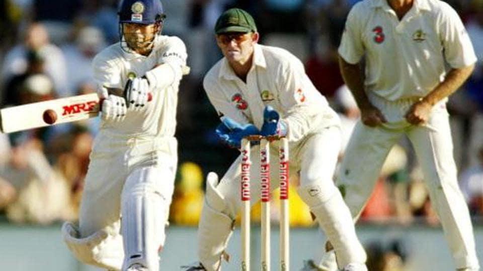 Sachin Tendulkar,Indian Cricket Team,Australian Cricket Team