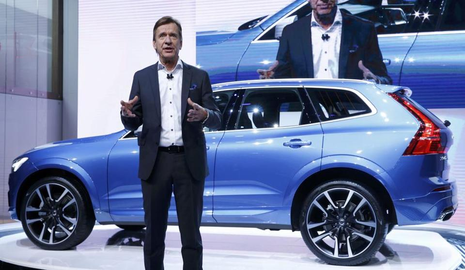Volvo Won T Make New Diesel Engines To Launch Pure Electric Car