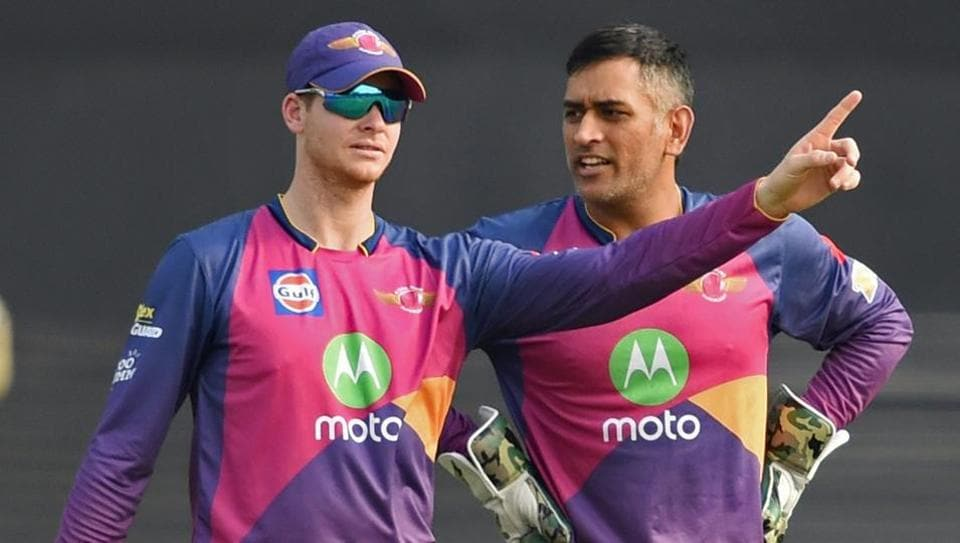 IPL 2017,Rising Pune Supergiant,Steve Smith