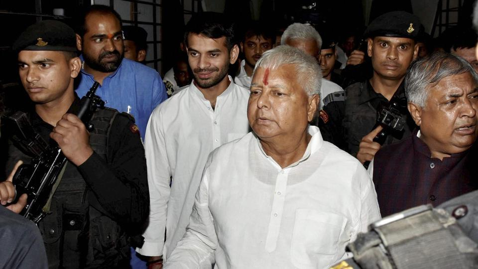 RJD chief and former Bihar chief minister Lalu Prasad has often come out of adversity and won elections despite graft taints, but now faces a bigger and mighty opponent in BJP.