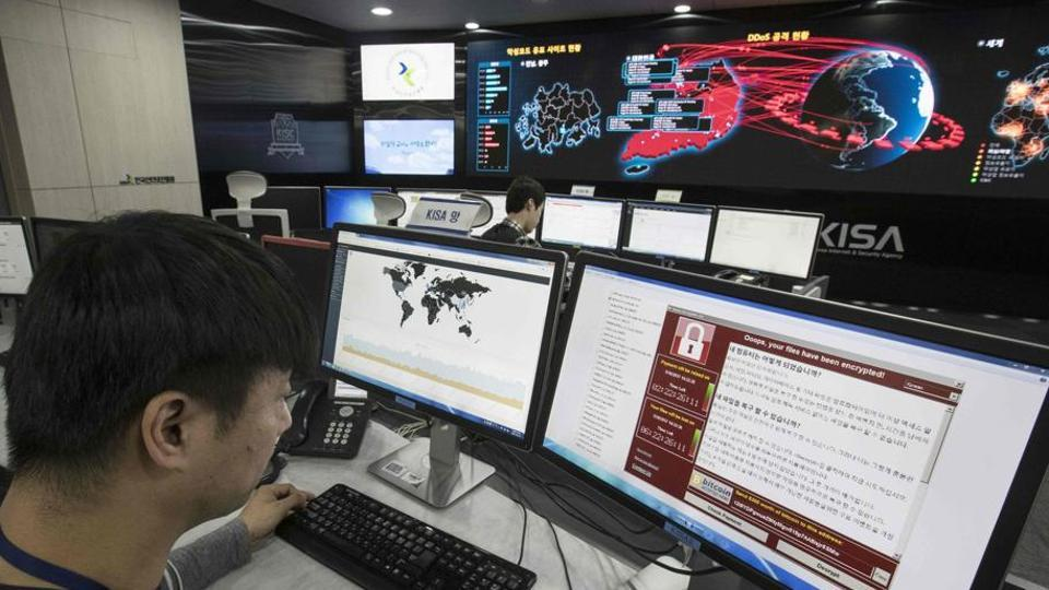 WannaCry has infected more than 300,000 computers since Friday, locking up their data and demanding a ransom payment to release it.