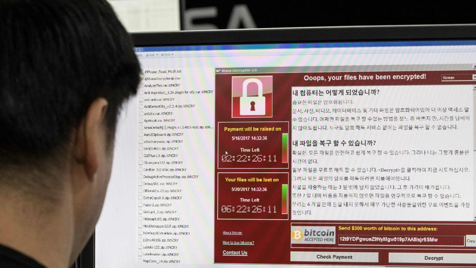 US security agency,Hackers,Ransomware
