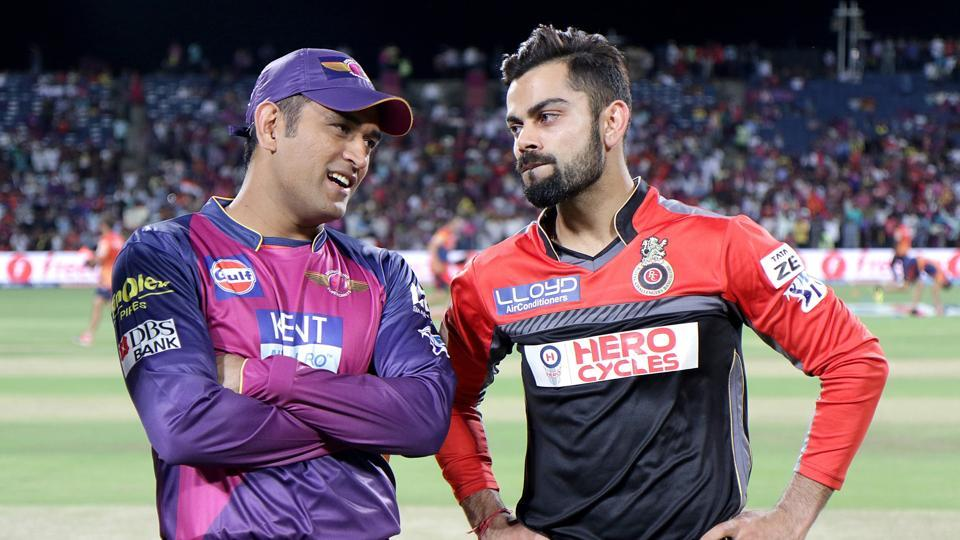 MS Dhoni superseded Virat Kohli and other players to be the most searched player on Twitter during the Indian Premier League (IPL) 2017.
