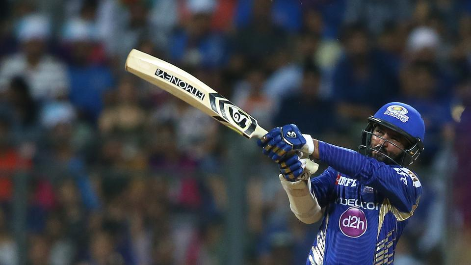 Parthiv Patel  gave Mumbai Indians a rousing start as they looked to chase down 163. (BCCI)