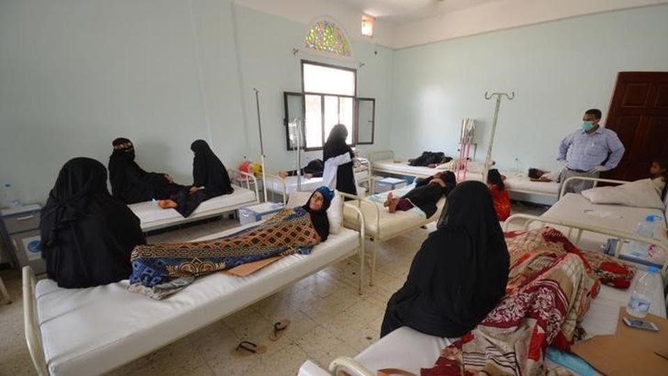 Yemen,Cholera outbreak,UNICEF