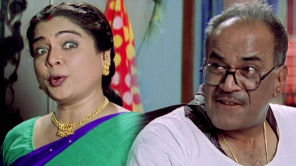 Reema Lagoo is a winner of four Filmfare Awards for best supporting actress.