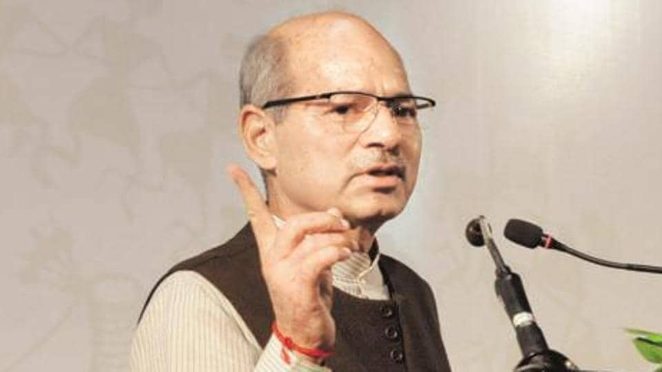 Anil Madhav Dave,genetically modified food,GM