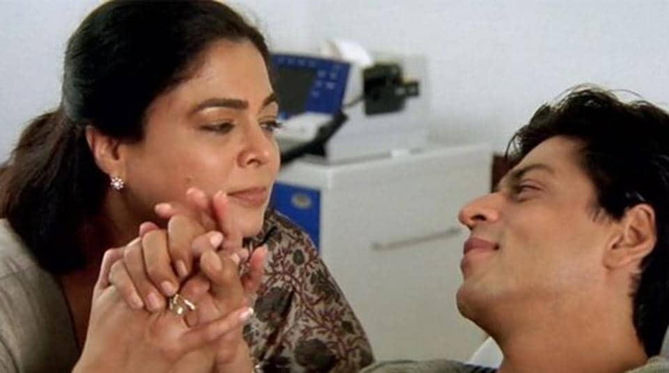 Reema Lagoo was the quintessential Bollywood mom.