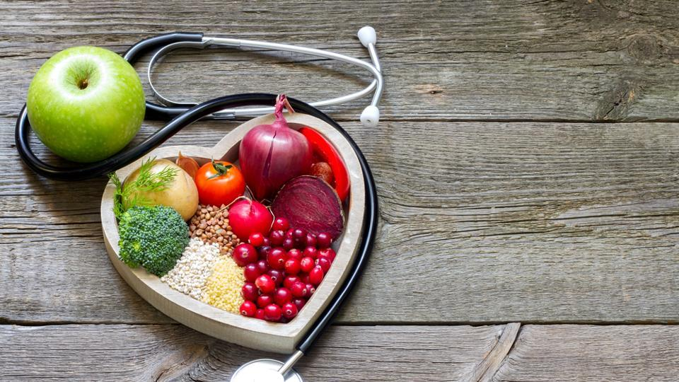 A healthy diet is important to ward off cardiovascular disease.