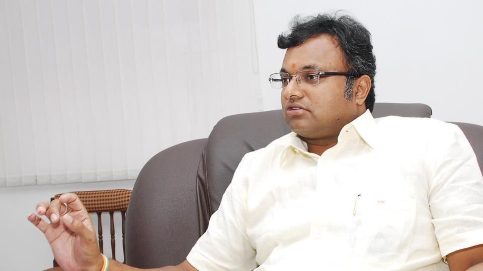The CBI has alleged that Karti used his influence in the finance ministry to help INX Media get an approval to receive foreign investments from three Mauritius-based investors.