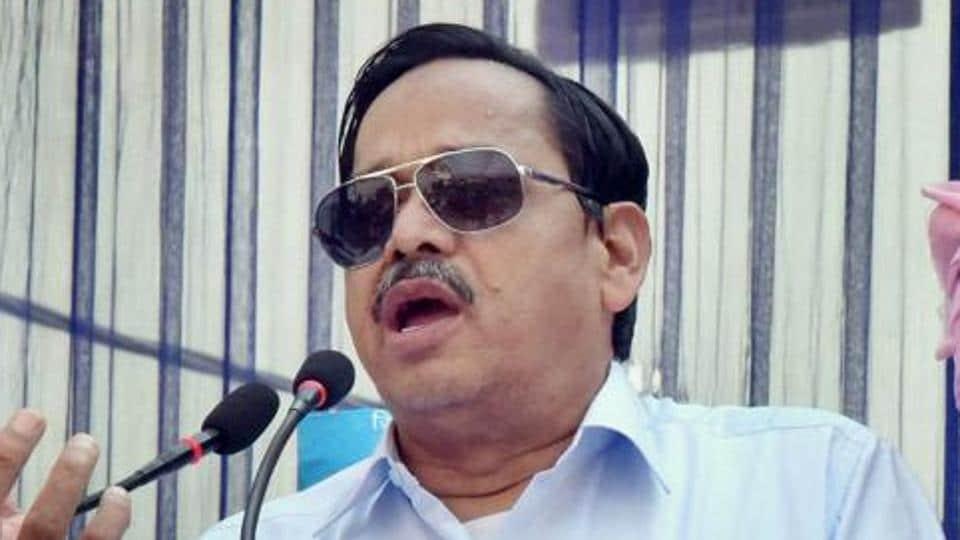 Naseemuddin Siddiqui, former BSP leader
