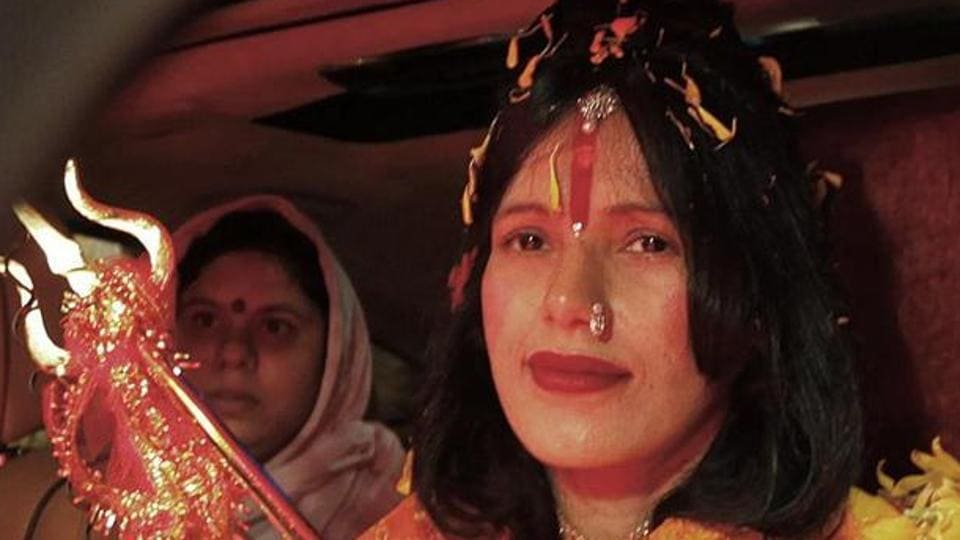 Behold! Radhe Maa in a web series, titled, 'No Casting No Couch Only Ouch'.
