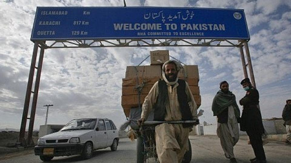border of pakistan and afghanistan relationship