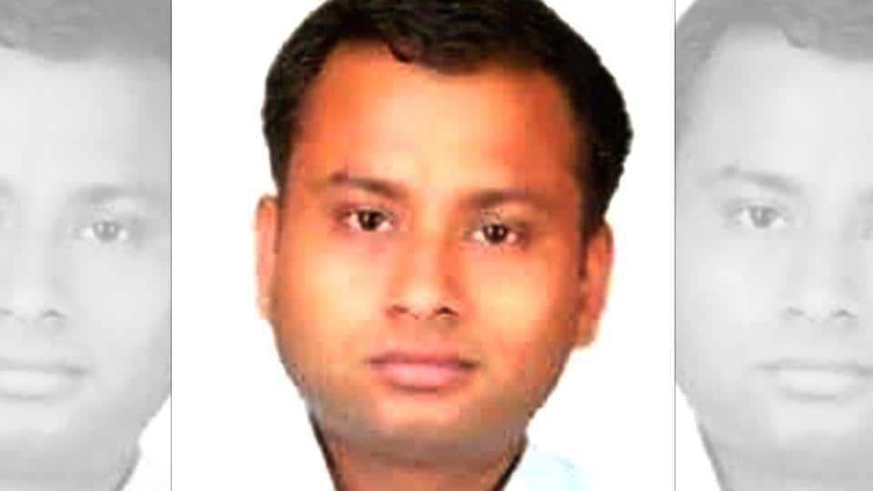 IAS officer Anurag Tewari was found dead in Lucknow's Hazratganj area on Wednesday.
