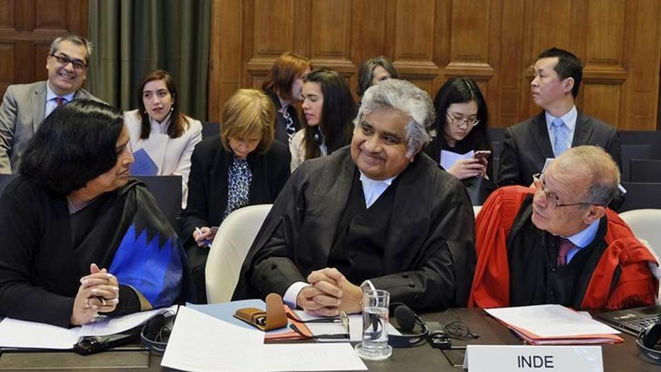 Kulbhushan Jadhav Verdict,ICJ,Harish Salve