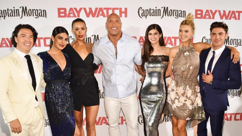 Baywatch is scheduled for a June 2 release in India.