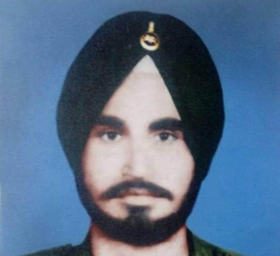 Havaldar Dharma Pal Singh