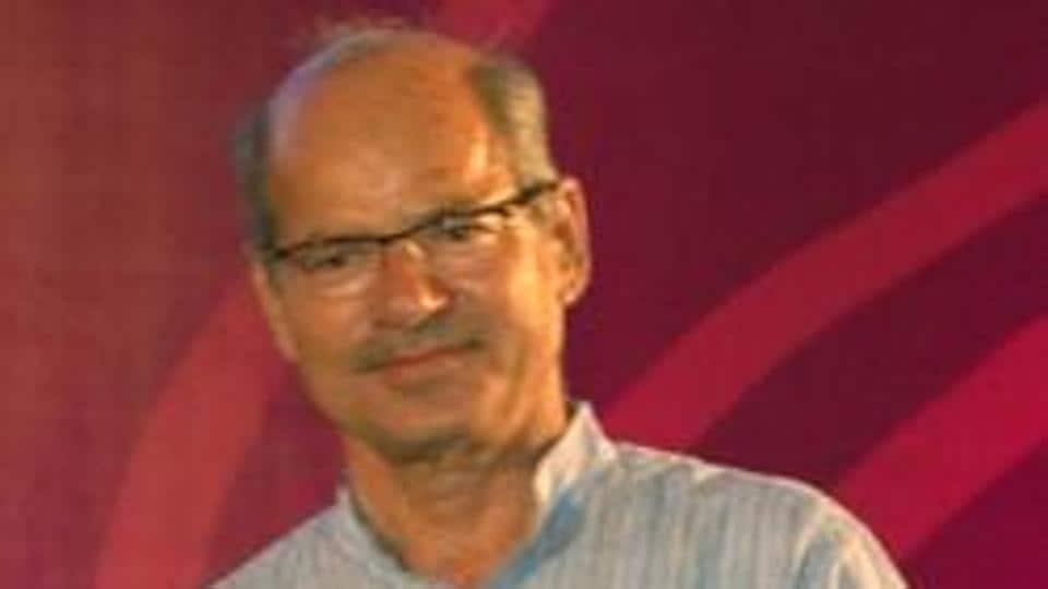 Anil Madhav Dave,Anil Dave dead,Union Minister Anil Dave dead