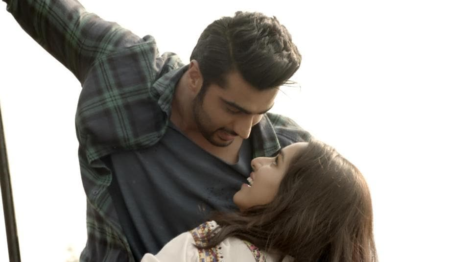 Arjun plays Madhav while Shraddha essays the role of Riya in Half Girlfriend.