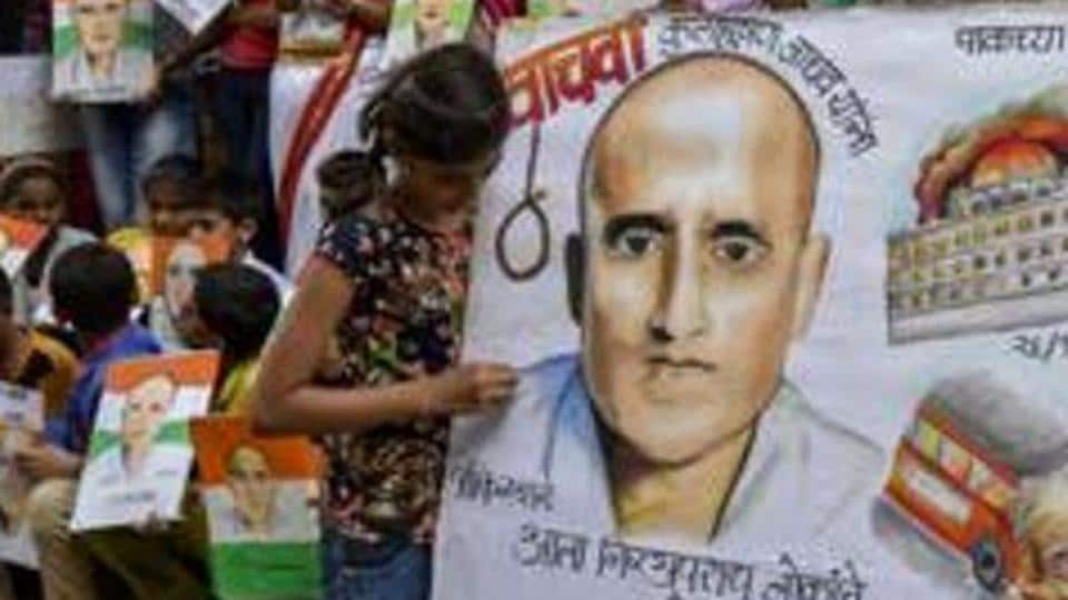ICJ accepts India's plea, asks Pakistan not to execute Jadhav