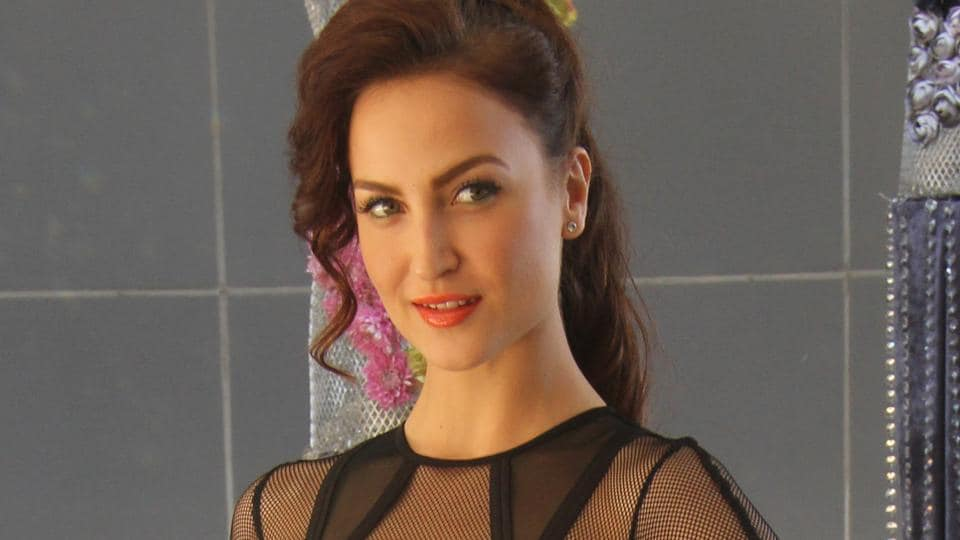 Actor Elli Avram shot to fame when she first participated in reality show Bigg Boss season 7 (2013).