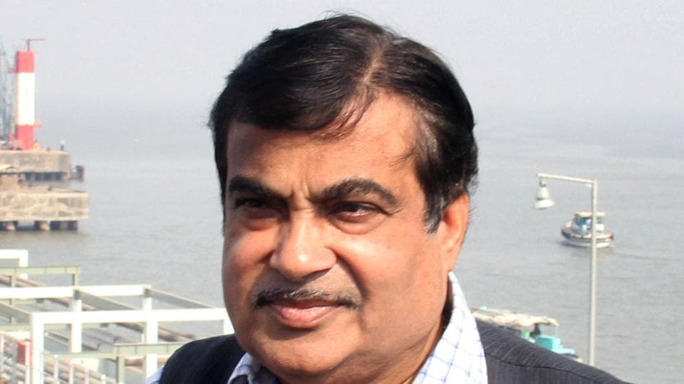 The project was developed by Union minister Nitin Gadkari.