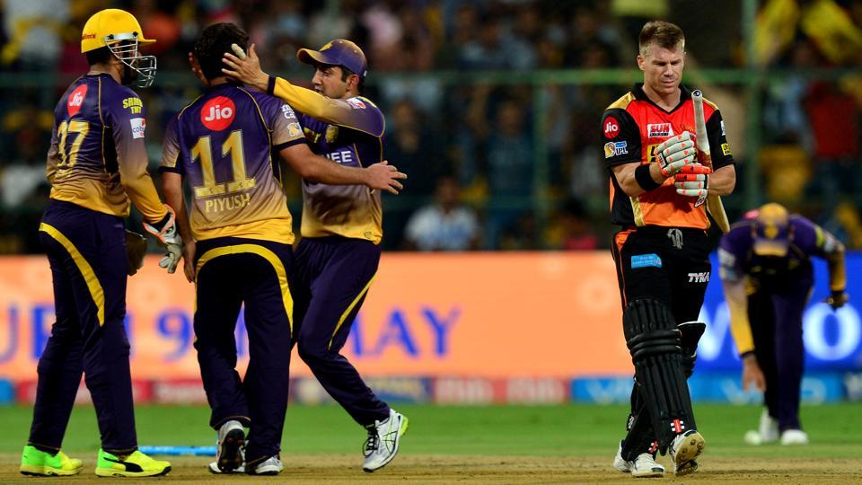 Kolkata Knight Riders,Sunrisers Hyderabad,IPL 2017