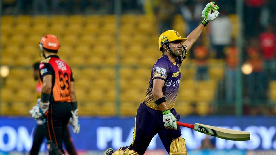 Gautam Gambhir's shrewd captaincy and his calm and composed batting for Kolkata Knight Riders (KKR) has been key to the team's success this season.