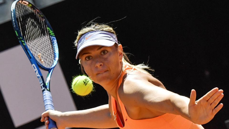 Maria Sharapova's wildcard for Birmingham came just a day after the Russian former world number one was refused a wildcard for the French Open following her 15-month ban for doping.